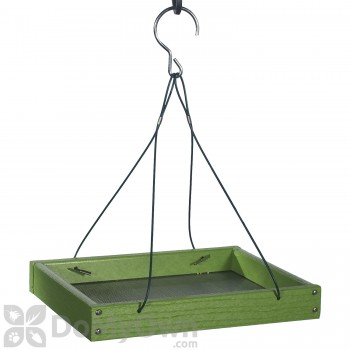 Woodlink Going Green Platform Bird Feeder Light Green (WL32325)