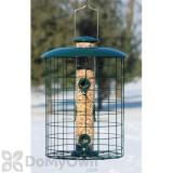 Woodlink Caged 6 Port Seed Tube Bird Feeder 1.25 lb. (WLC6S)