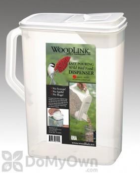 Woodlink Wild Bird Food Dispenser 8 qt. (WLSC8QRT)