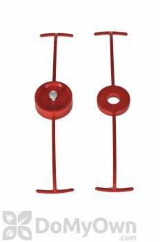 Woodstream Replacement Perch with Screw For Hummingbird Feeders Model 210P and 212P (WS184710R)