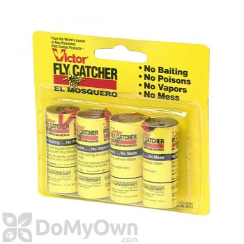Victor Fly Ribbons 4 pack (M510)