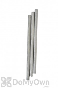 Woodstream Replacement Aluminum Perch 3 Push Through Perch Rods Model 378 and 398 (185650)