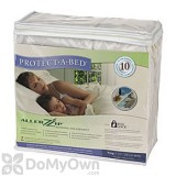 Protect-A-Bed AllerZip Bed Bug Mattress Cover - TWIN