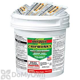 JT Eaton Answer Chipmunk Bait - 70 x 1.5 oz. packs