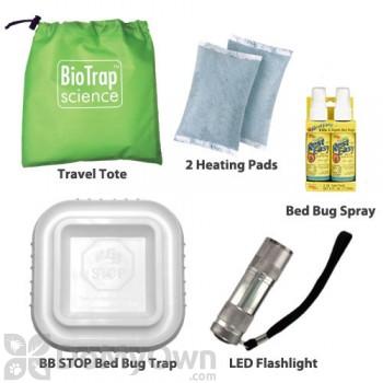 Bed Bug Detection Travel Kit