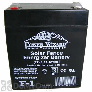 Bird Barrier 12V Battery for Solar Charger (bs-cs25)