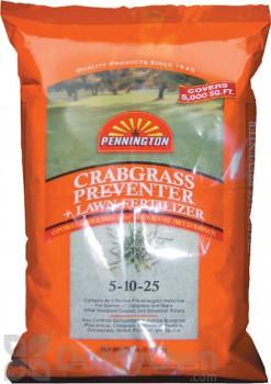 Pennington Crabgrass Preventer with Barricade 5-10-25