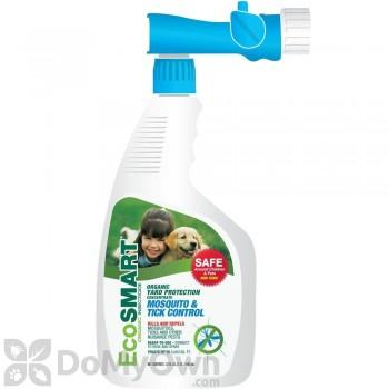EcoSmart Organic Mosquito & Tick Control Ready To Spray