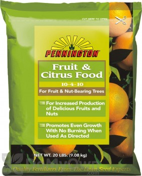 Pennington Fruit and Citrus Food 10 - 4 - 10