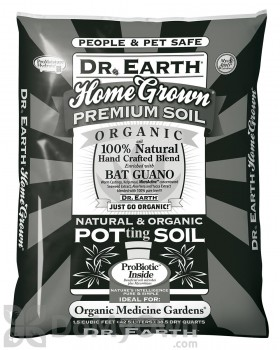 Dr Earth Home Grown Organic Potting Soil