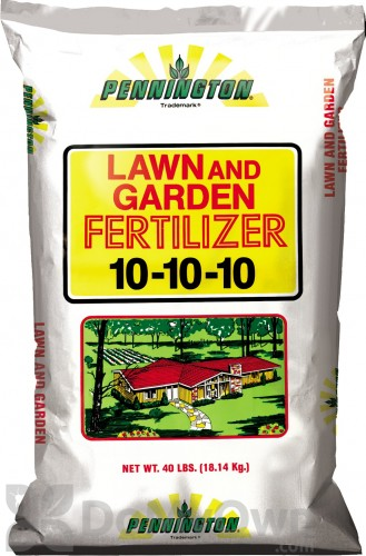 pennington lawn garden fertilizer 10 10 10