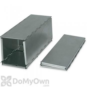 XLK Solid Folding Aluminum Kangaroo Rat Trap - Model 2080