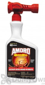 Amdro Quick Kill Fire Ant Mound Drench Ready-To-Spray