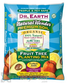 Dr Earth Natural Wonder Fruit Tree Plant Mix (1.5 cu ft)