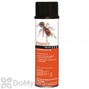 Fireback Fire Ant Aerosol with Mound Injector