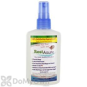 RestAsure Bed Bug Spray - 100% Guaranteed