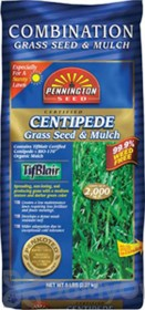 Pennington Tifblair Centipede with Mulch
