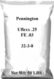 Pennington 32-3-8 25% Uflexx 3% Fe Turf Fertilizer