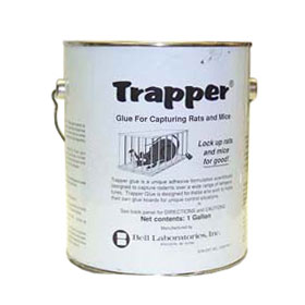 Trapper Glue Gallon