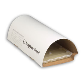 Trapper Tunnel (cardboard) - CASE (48 tunnels)