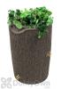 Impressions 50 Gallon Bark Rain Saver - Oak
