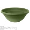 Bloem Milano Bowl 24 in. Living Green