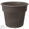 Bloem Dura Cotta Planter 12 in. Peppercorn