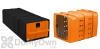 Badlands Vault and Kennebec Kennel System - Orange Black
