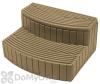 Stora Step Storage & Step - Sandstone