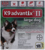 K9 Advantix II Topical Treatment for Large Dogs (21 - 55 lbs.)
