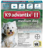 K9 Advantix II Topical Treatment for Medium Dogs (11 - 20 lbs.)