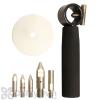 B&G Robco QCG Gun With Professional Pipe Set Kit # 425