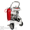 Actisol Commercial Unit Cart - Quick Disconnects & 30 in. Wand