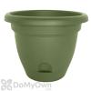 Bloem Lucca Planter 10 in. Living Green
