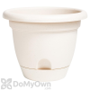 Bloem Lucca Planter 10 in. Taupe