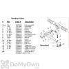 B&G Versatool Screw Lock (22059600)