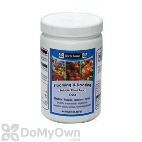 Ferti-Lome Blooming and Rooting Soluble Plant Food 9-59-8