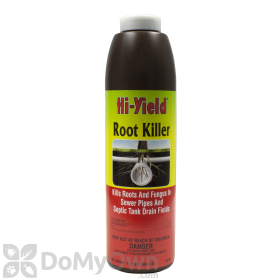 Can I Use Hi Yield Root Killer In A Underground Pond For My Waterfall To Kill Roots Will It