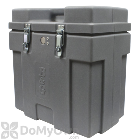 B&G Carrying Case - (Junior Size - Model 763)