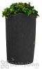 Impressions 90 Gallon Bark Rain Saver - Dark Granite
