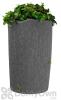 Impressions 90 Gallon Bark Rain Saver - Light Granite