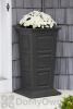 Savannah Planter - Dark Granite
