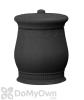 Savannah Urn Storage and Waste Bin - Dark Granite