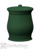 Savannah Urn Storage and Waste Bin - Green