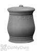 Savannah Urn Storage and Waste Bin - Light Granite