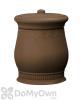 Savannah Urn Storage and Waste Bin - Oak