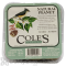 Coles Wild Bird Products Natural Peanut Suet Bird Seed Cake