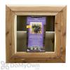 Pennington Natural Cedar Framed Wall Planter 17.5 in