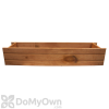 Pennington Window Box Traditional Heartwood 30 in.