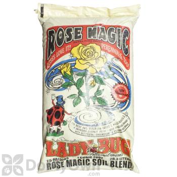 Lady Bug Natural Brand Rose Magic Soil Blend